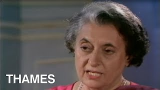 Indira Gandhi Interview | TV Eye | 1978