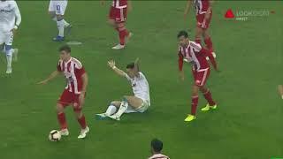 U Craiova - Sepsi OSK: Feher apara penaltyul executat de Fedele 3928 - Liga 1 - Etapa 15