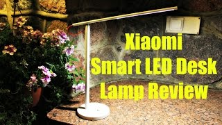 Xiaomi Smart LED Desk Lamp Review - The Most Beautiful Desk Lamp?