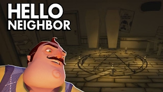 DISNEY HA CREADO EL NUEVO HELLO NEIGHBOR | Bendy and the ink machine