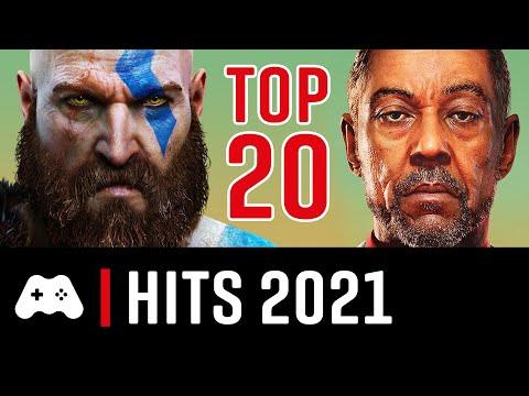 TOP 20 Spiele Hits für 2021 ► Darauf freue ich mich