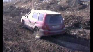 forester off-road 4