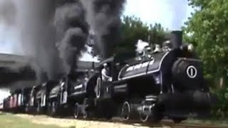 Real Tank Engines for Kids