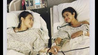 Selena Gomez received kidney transplant from TV actor Francia Raisa