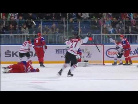 Canada-Russia 4-1.Россия-Канада 1-4 2013 IIHF Ice Hockey U20 World Championship 31.12.12