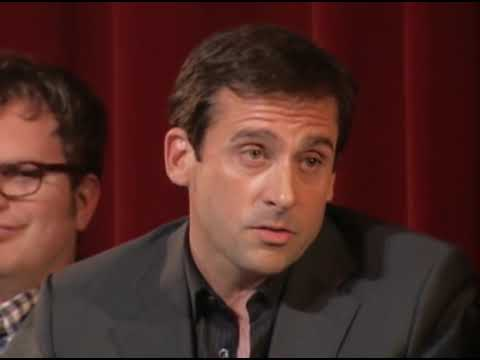 The Office - Steve Carell on Michael Scott (Paley Center Interview)