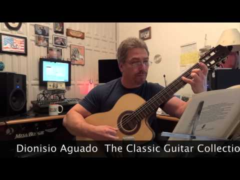 Dionisio Aguado - Adagio In E Minor