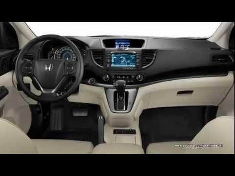 Crv 2017 Review >> 2013 Honda CRV Exterior and Interiors - YouTube