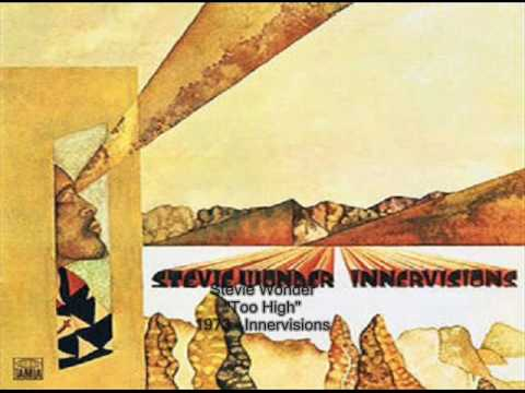 Stevie Wonder - Too High