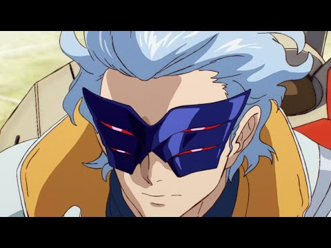 Gundam Reconguista in G Episode 5 Review - The Masked Man Attacks ガンダム Gのレコンギスタ