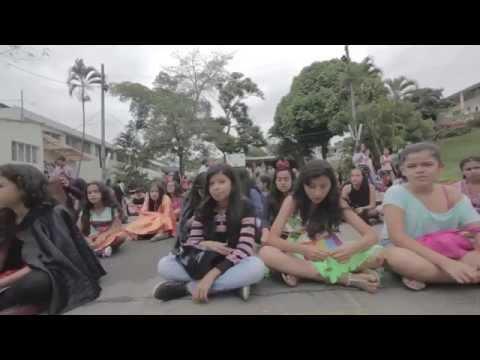 Vamos Pal Festival Ambiental de la UT - Ex alumnas de la presentacion Ibague