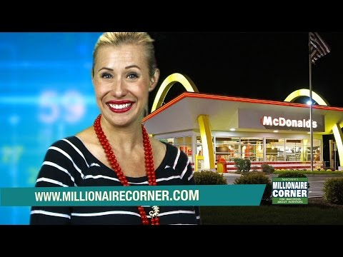 McDonalds Profits Slip, CPI Jumps, Atlantic City Robbery   Today's Financial News