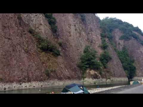 201308古座川・一枚岩キャンプ場 ...