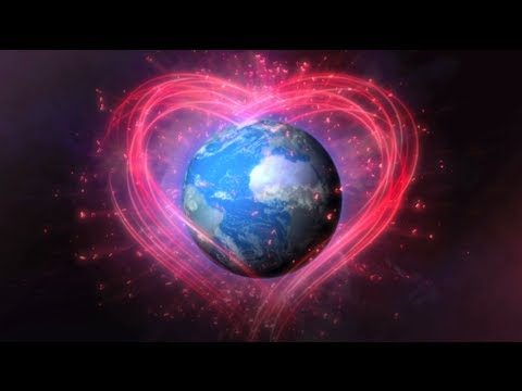 Gorgeous Heart Chakra Music Divine Love Youtube