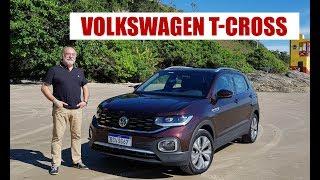 Volkswagen T-Cross - Impressões ao Dirigir do Emilio Camanzi
