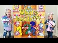 Opening Giant Mystery Box Sis Vs Sis Pikmi Pops Style Series Challenge mp3