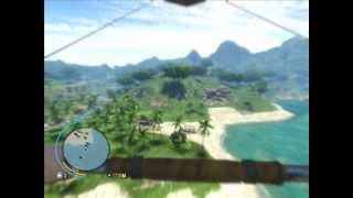 FAR CRy 3 flaying