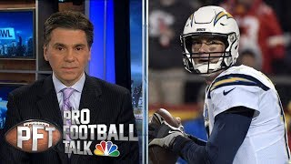 Chargers open up AFC West in comeback win v. Kansas City Chiefs   Pro Football Talk   NBC Sports