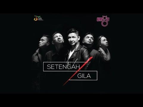 Ungu - Setengah Gila (Official Lyric Video)
