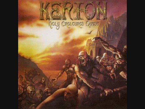 Kerion - Riders Of Innocence