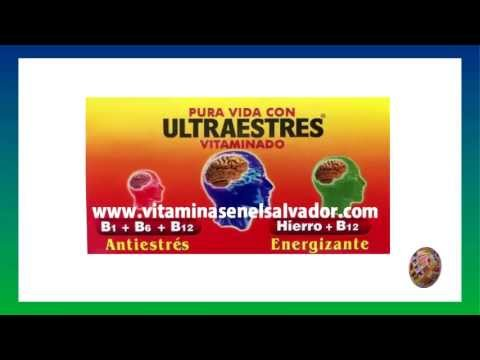 ULTRAESTRES VITAMINADO