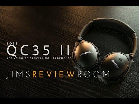 NEW Bose Quiet Comfort 35ii - REVIEW