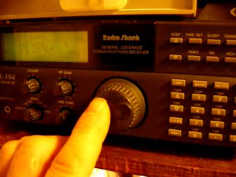RADIO SHACK DX 394 14 MHZ TEST
