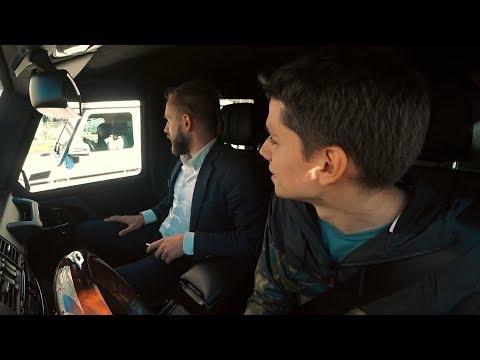 Цепляем девочек на гелике, на Datsun 280Z в Рязань, первый раз на RDS