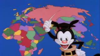 Yakko's World But the Last Country of Every Verse is Botswana