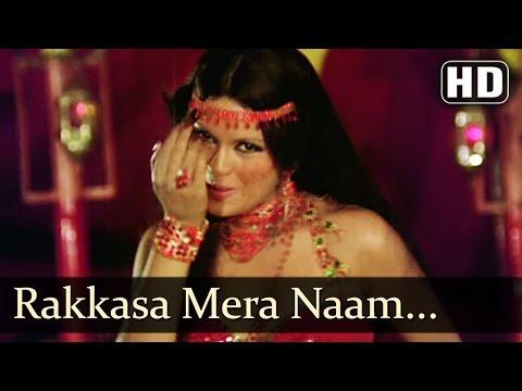 Raqqasa Mera Naam - Zeenat Aman - Amitabh - The Great Gambler...