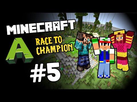 Minecraft Mods - Modded PvP - E2 Match 5 - Team Acer: Race to Champion