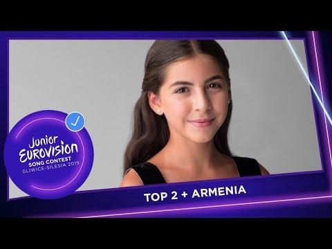 JUNIOR EUROVISION 2019| MY TOP 2 ( +