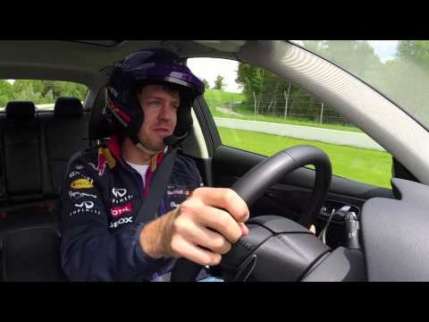 20 Questions with Sebastian Vettel