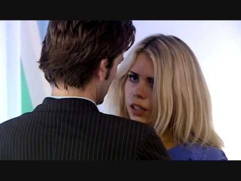 Doctor Who-Kiss The Girl