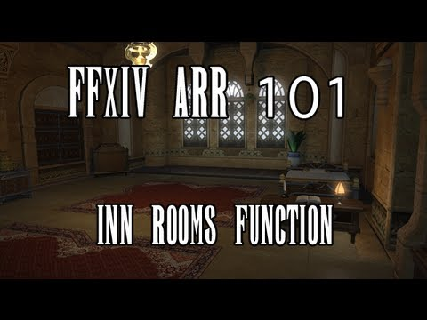 Inn Rooms Ffxiv Ffxiv Arr 101 Episode 38 Inn
