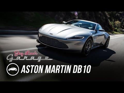 James Bond's 2016 Aston Martin DB10 - Jay Leno's Garage