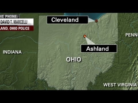 3 arrested in Ohio slavery case