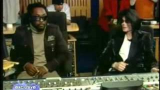 "Michael Jackson Video - Michael Jackson : Access Hollywood Special / ""Blue Gangsta"" Snippet"