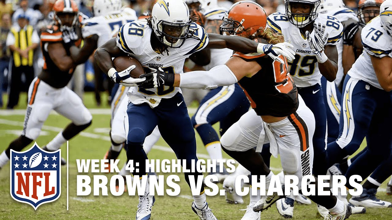 Browns vs