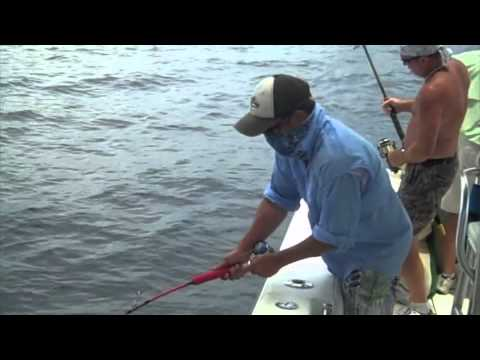 Offshore Fishing with Cowboy Charters : DFW Jigheads Round 1