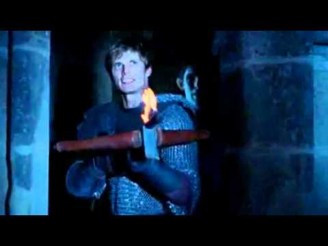 The Sorcerer's Apprentice Movie Trailer HD (merlin style)
