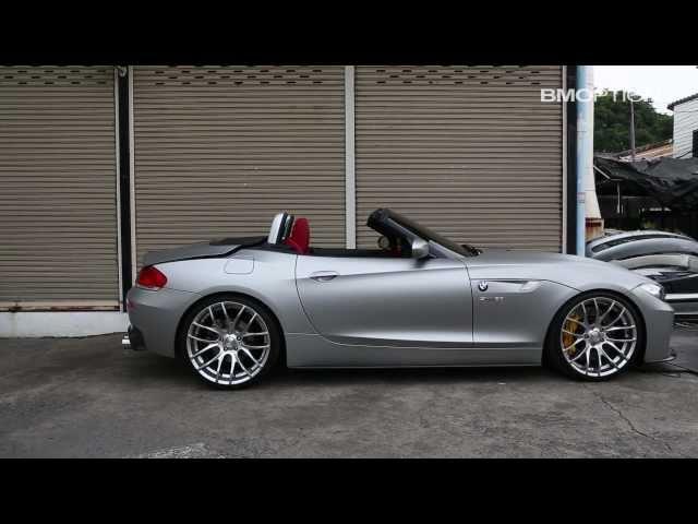 BMOPTION.com : SmartTOP for BMW Z4 E89 - Full Features