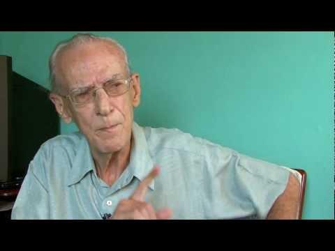 Entrevista al disidente cubano Eloy Gutiérrez Menoyo