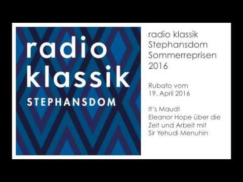 radio klassik Sommerreprisen 2016 | Eleanor Hope