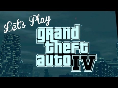 Let's Play Monday - GTA IV - Let's Play - GTA IV Races