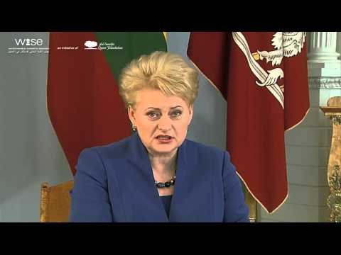 Life as Constant Learning Experience - Dalia Grybauskaitė - Learning Journeys