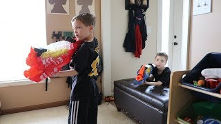 Nerf War:  The Ultimate Fort 3 Behind the Scenes