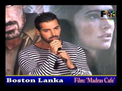Boston Lanka:   Film, 'Madras Cafe'