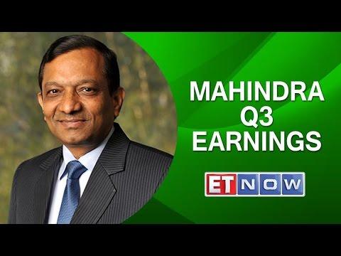Mahindra & Mahindra Quarter 3 Earnings | Profit Falls