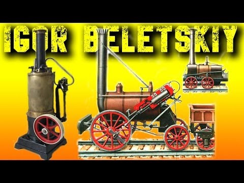 ПАРОВОЙ ДВИГАТЕЛЬ STEAM ENGINE Steam Machine УНИКАЛЬНАЯ СТАРИННАЯ ПАРОВАЯ МАШИНА ИГОРЬ БЕЛЕЦКИЙ